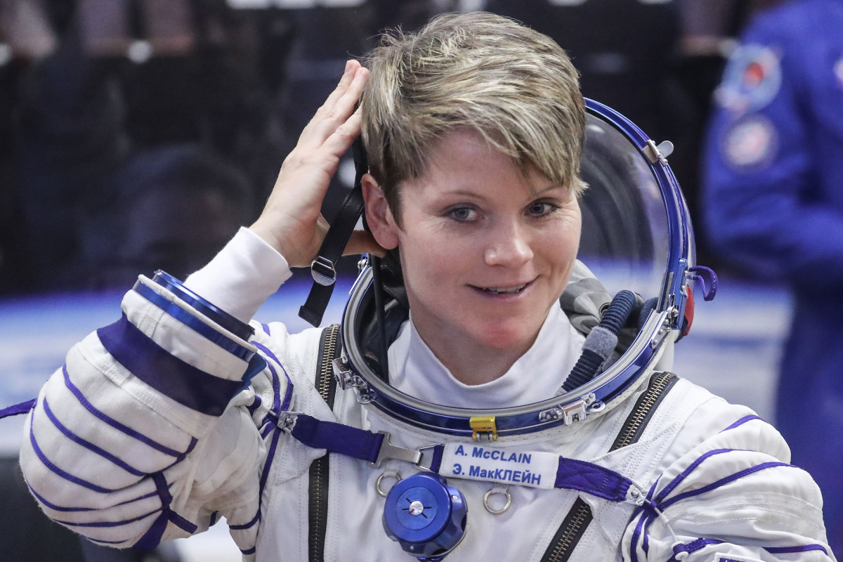 NASA astronaut accused of ID theft from space