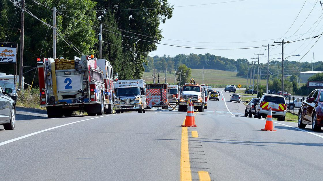 No one injured in Leitersburg Pike house trailer fire | Local News