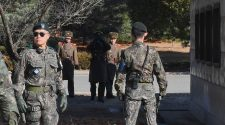 North Korean soldier defects across the DMZ, South Korea says