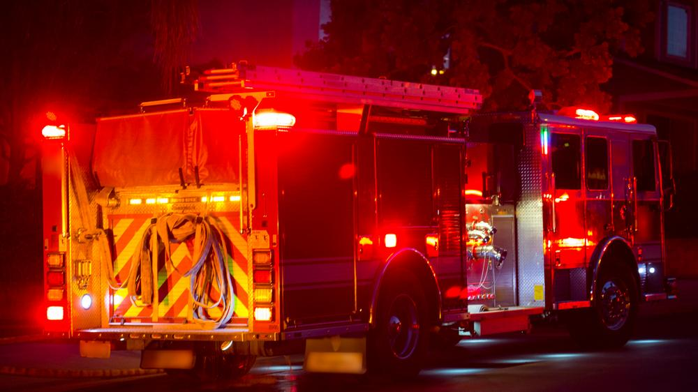 Ongoing fire at Pioneer Flower Farms in St. Catharines