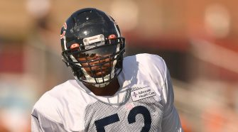 Patrick Finley: Breaking down the Bears' best, worst of camp