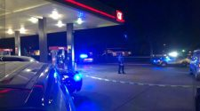 Police investigating deadly incident in QT parking lot