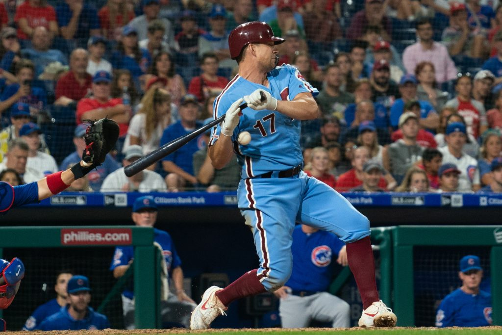 Rhys Hoskins Undergoes X-Ray On Hand