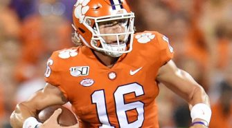Sapakoff: Trevor Lawrence gives Clemson foes another thing to worry about, his legs | Clemson