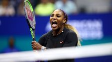 Serena tested by McNally, 17, but rallies in 3 sets