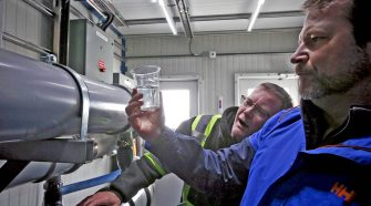 Circular logic: new technology has potential to revolutionize filtration plants