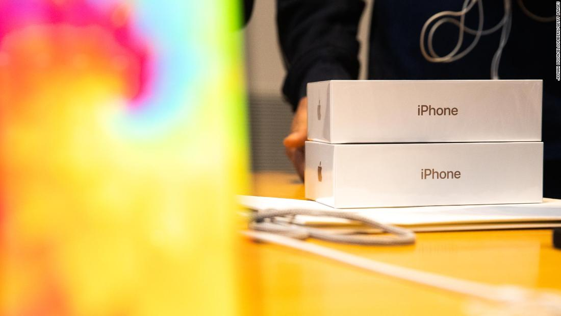 Tariffs on iPhones, toys and other Chinese-made goods coming Sept. 1, Trump says