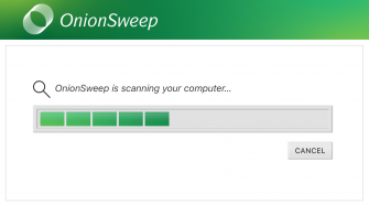 The Onion Has Detected A Virus On Your Computer