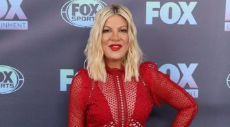 Tori Spelling says she's 'really sad' she's never been asked to be on 'Real Housewives of Beverly Hills'