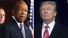 Trump calls burglary at Cummings' Baltimore home 'too bad' after week of attacks