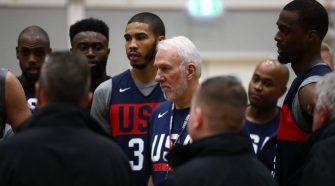 U.S. basketball roster named for FIBA World Cup, includes one Olympian – OlympicTalk