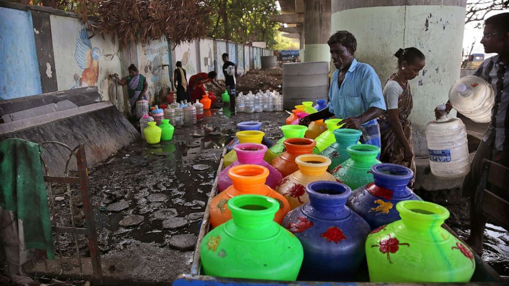 17 countries -- home to 25% of the world's population -- facing water crises, organization says