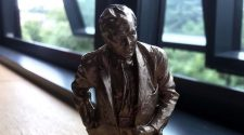 How 3D technology is being used to preserve Harold Wilson's statue