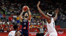 France Upsets U.S. at Basketball World Cup