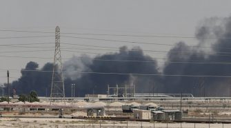 Two Major Saudi Oil Installations Hit by Drone Strike