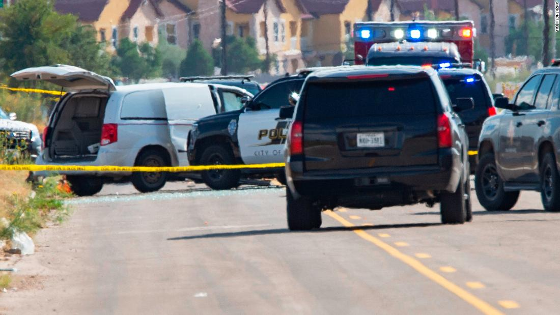 Live updates: West Texas shooting rampage