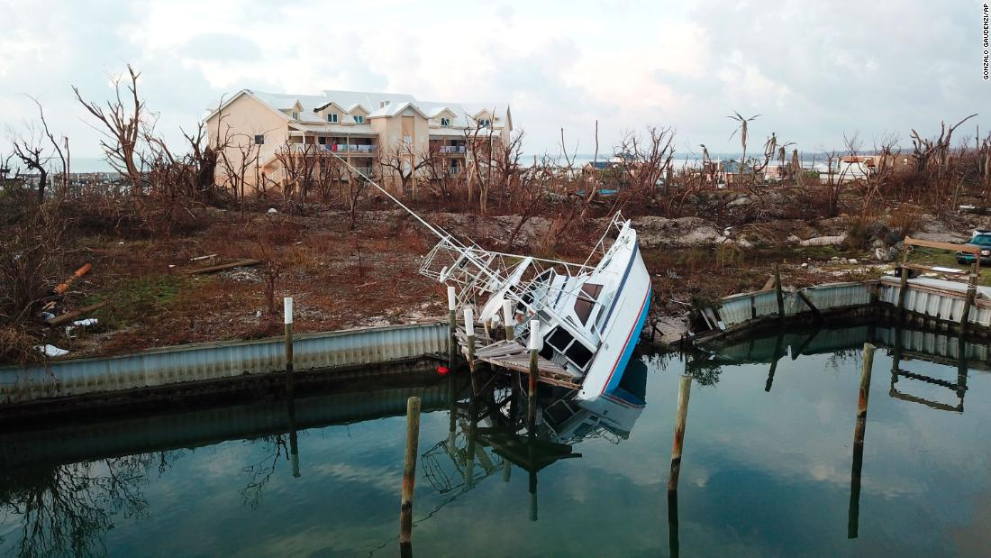 Live updates: Hurricane Dorian's aftermath in the Bahamas
