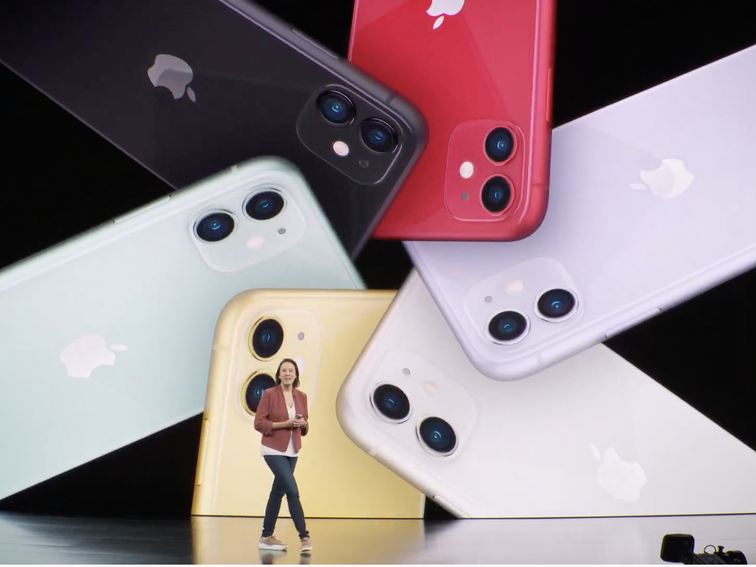 iPhone 11 preorders: Apple won't make you get up in the middle of the night anymore