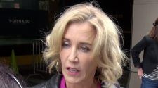 Felicity Huffman Probation Dept. Says No One Was Hurt, So No Big Deal
