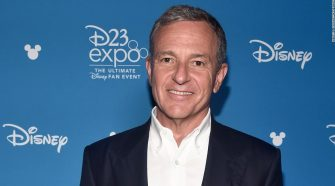 Bob Iger steps down from Apple's board as Disney becomes a competitor