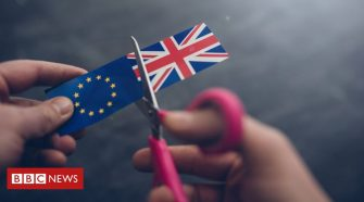 What is a clean-break Brexit?