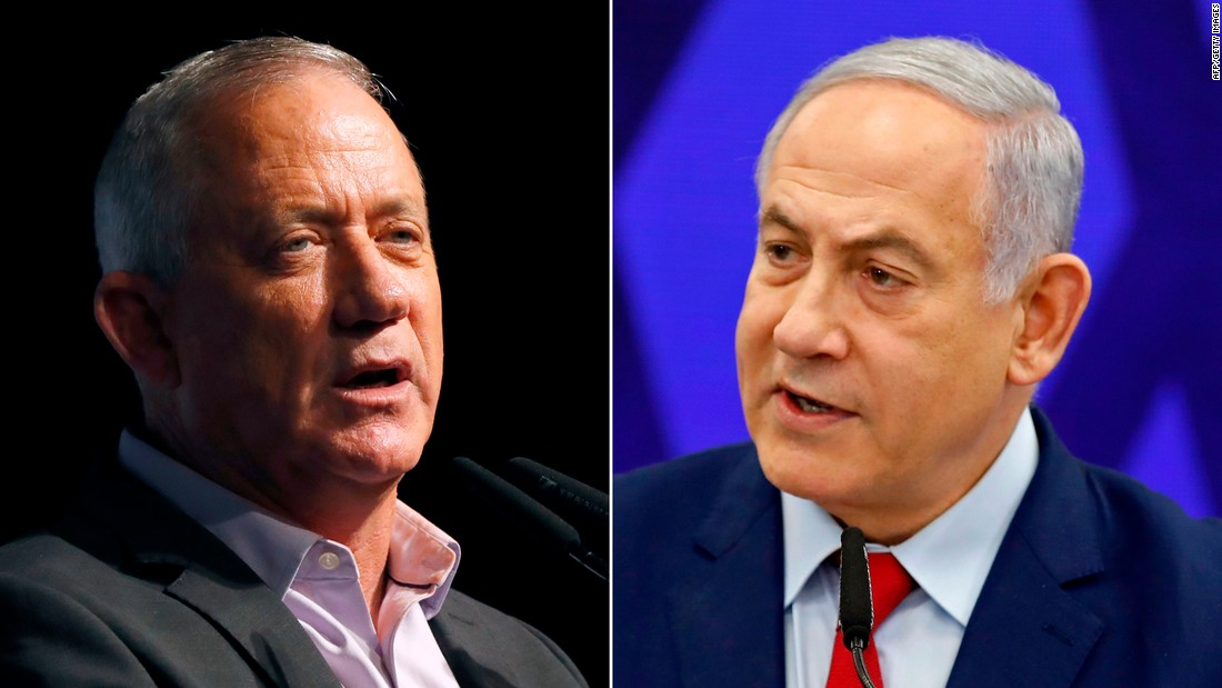 Benjamin Netanyahu fights for future in do-over election: Live updates