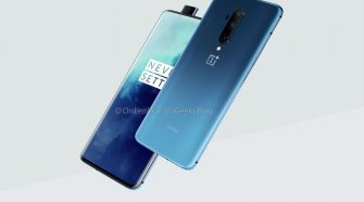 Take a look at the OnePlus 7T Pro in Haze Blue