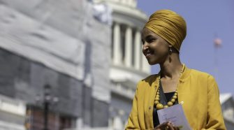 No, Rep. Ilhan Omar Was Not Filmed Dancing on 9/11 Anniversary