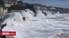 Climate change: Warming to drive 'robust increase' in UK flooding