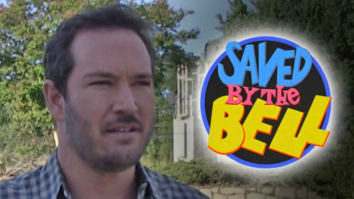 Mark-Paul Gosselaar Wanted, Still in Play for 'Saved by the Bell' Reboot