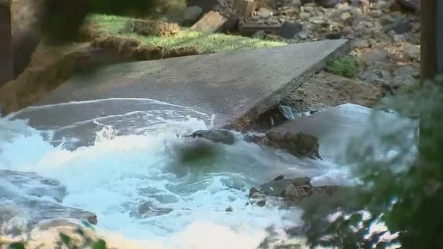 Thousands still affected hours after massive water main break