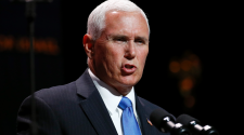 Mike Pence may break rules on Michigan island that bans motorized vehicles