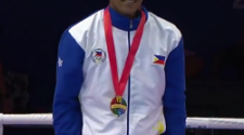 Pinoy boxer Eumir Marcial gets silver at World Championships