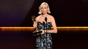 Michelle Williams Calls for Pay Equity in Impassioned Speech – Variety