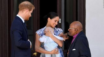 Baby Archie makes his debut on Meghan and Harry's Africa tour -- live updates