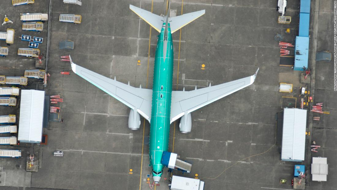 'Cracking issue' discovered on some of Boeing's 737 NG planes, airline says