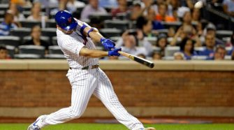Mets' Alonso hits HR No. 53, breaking Judge's rookie record | KLRT