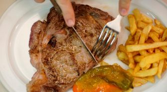 Steak is back on the menu, if a new review of risks of red meat is to be believed