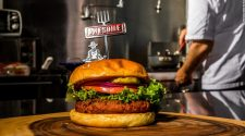 Nestlé's Awesome Burger is the company's answer to the plant-based meat craze