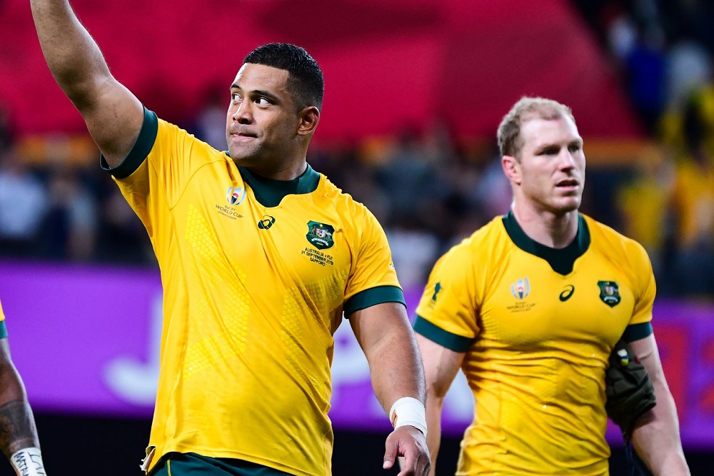 Cheika confirms team for World Cup clash with Wales