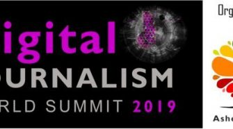 20 Insightful Case Studies on Future Technology Applications in Digital Journalism to be Presented at Digital Journalism 2019 Summit