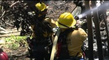 Firefighters Battle More Fires Across San Diego County