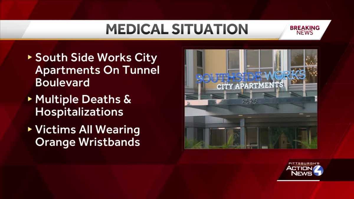 3 dead, 4 hospitalized after medical event in Pittsburgh's South Side