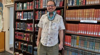 'The Mary Poppins of technology': Library tech expert crafting innovation | Family