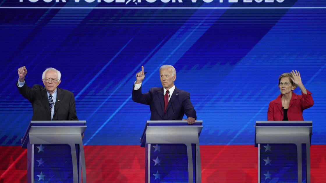 Paul Fanlund: Does health care seem like the only Democratic presidential issue? | Paul Fanlund