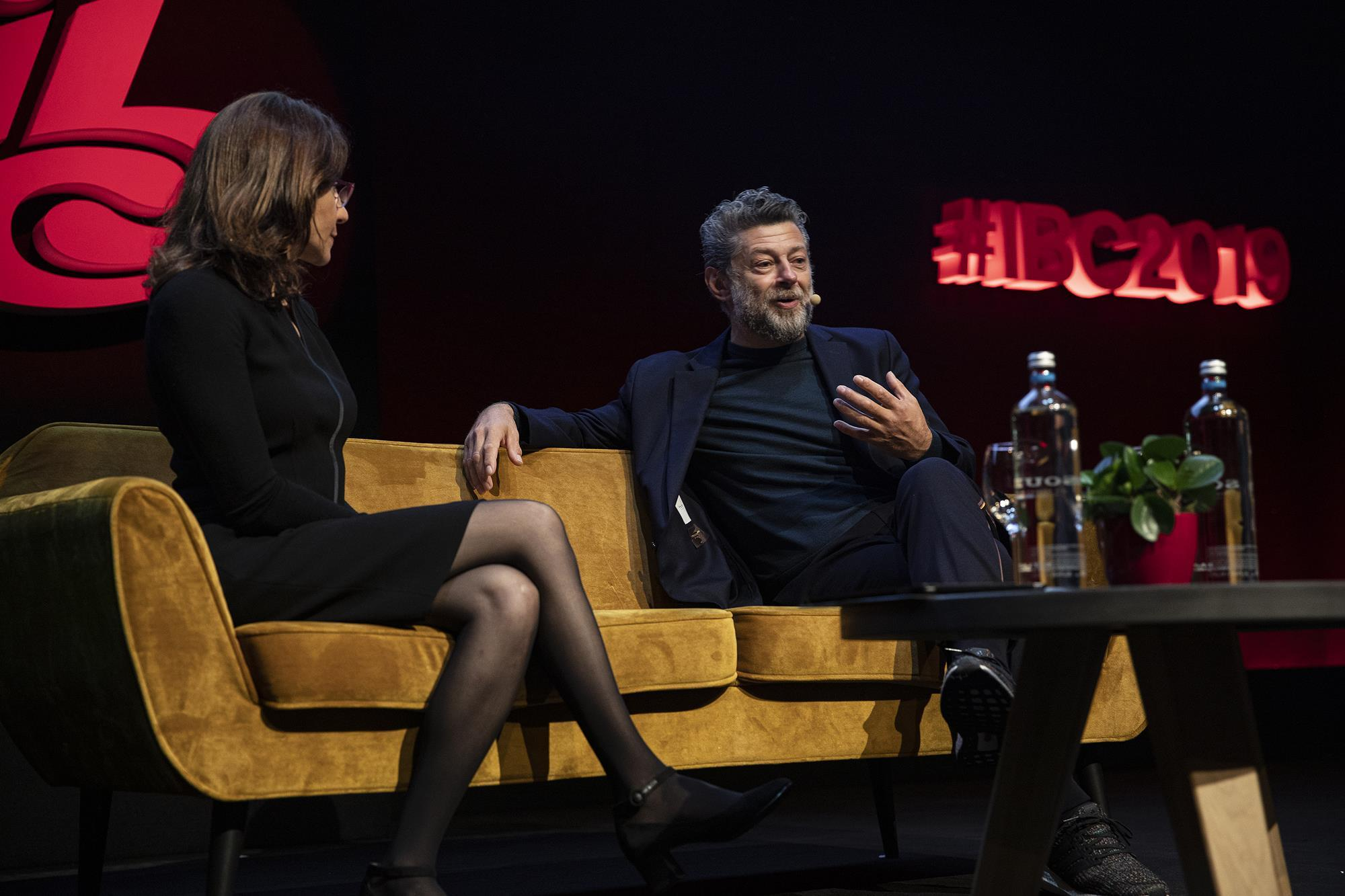 Andy Serkis: Immortalising characters with technology | Video