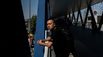 A Father-Son Split on Hong Kong Protests Shows City's Generational Divide