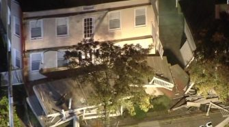 At least 22 people injured in deck collapse at New Jerey beach house