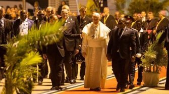 BREAKING NEWS: Pope Francis arrives in Mozambique
