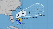 Bahamas brace for bad weather as Tropical Storm Humberto nears area hit by Hurricane Dorian - latest path, track, forecast, updates